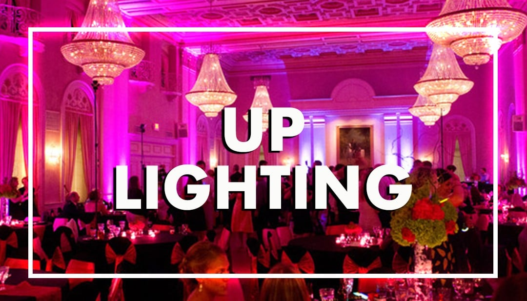 UPLIGHTING w Services