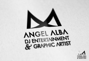 ANGEL MOCKUP Dj Entertainment